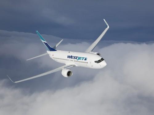 WestJet sees June traffic increase