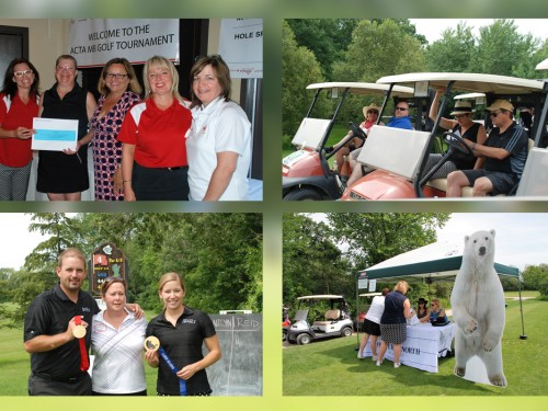 ACTA Manitoba's golf tourney a hole-in-one