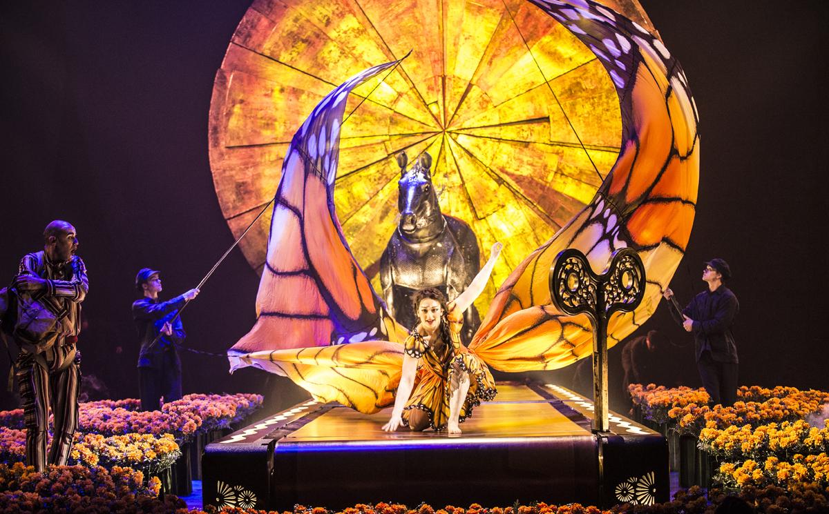 Cirque's Mexican-themed LUZIA show opens in Toronto
