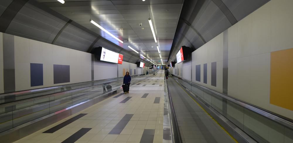BBTCA tunnel celebrates first anniversary
