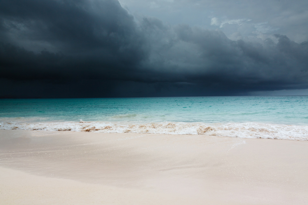 Tropical storm warning for Western Caribbean