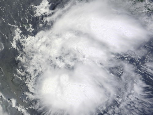 Hurricane Earl weakens to tropical storm following landfall in Belize
