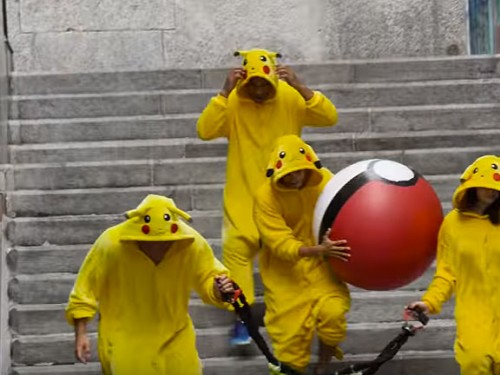 Basel tourism board goes viral with Pokemon video