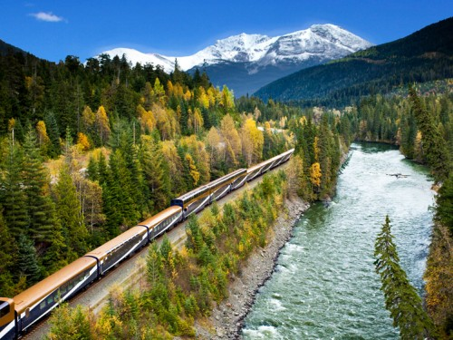 Rocky Mountaineer gives couples 1,000 reasons to book
