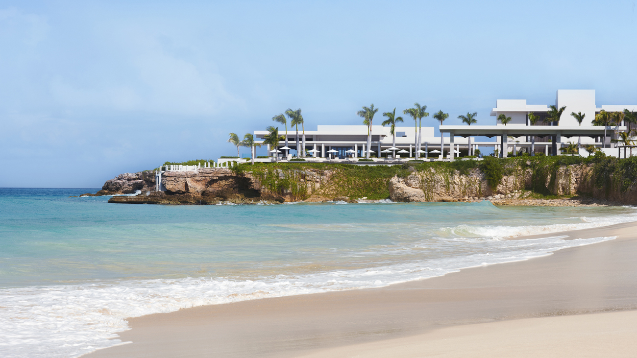 Four Seasons' Anguilla resort now booking