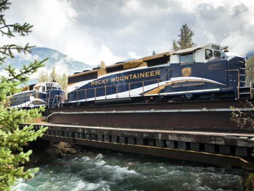 Rocky Mountaineer offers 2017 booking perks