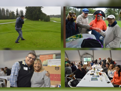 ACTA AB/NWT golf event heads indoors