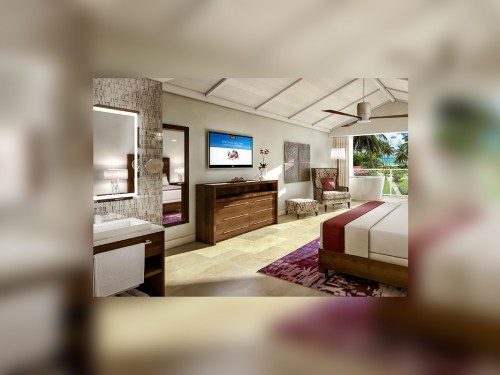 New rooms open at Sandals Halcyon