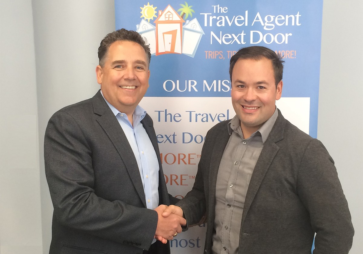 The Travel Agent Next Door signs WestJet Airlines, other new suppliers