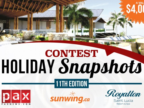 Entries rolling in for Holiday Snapshots Contest!