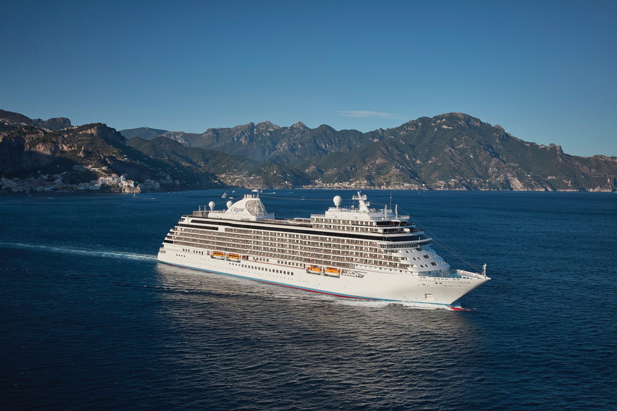 Regent Seven Seas Cruises unveils news online tools for agents
