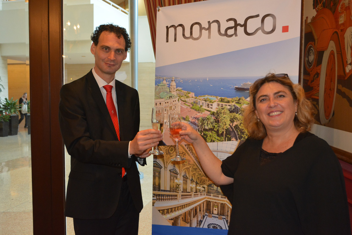 Monaco makes stop in Toronto