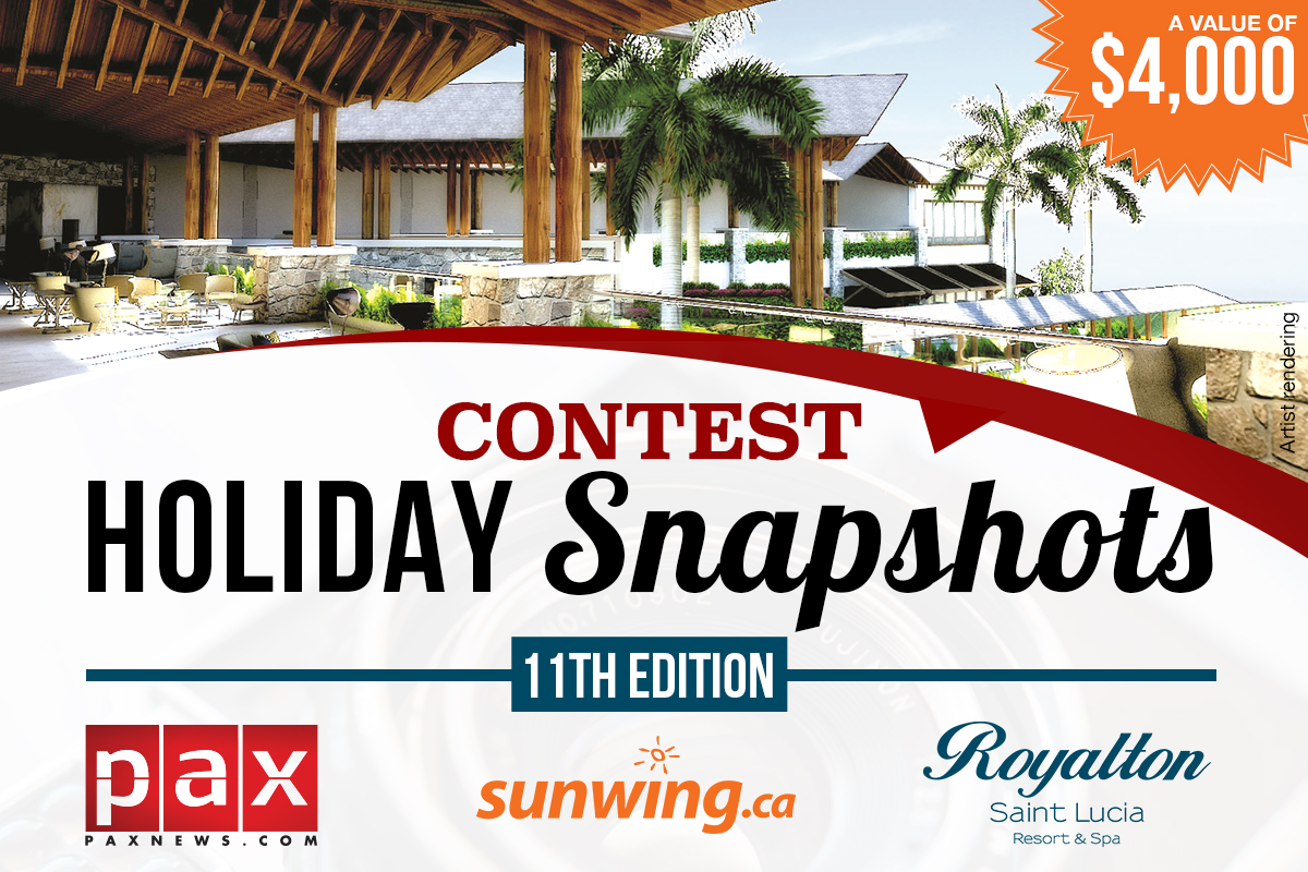 Only a few days left to enter the Holiday Snapshots contest!