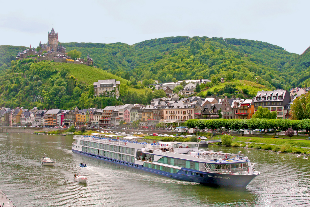 Avalon Waterways Specialist course now enhanced with more content
