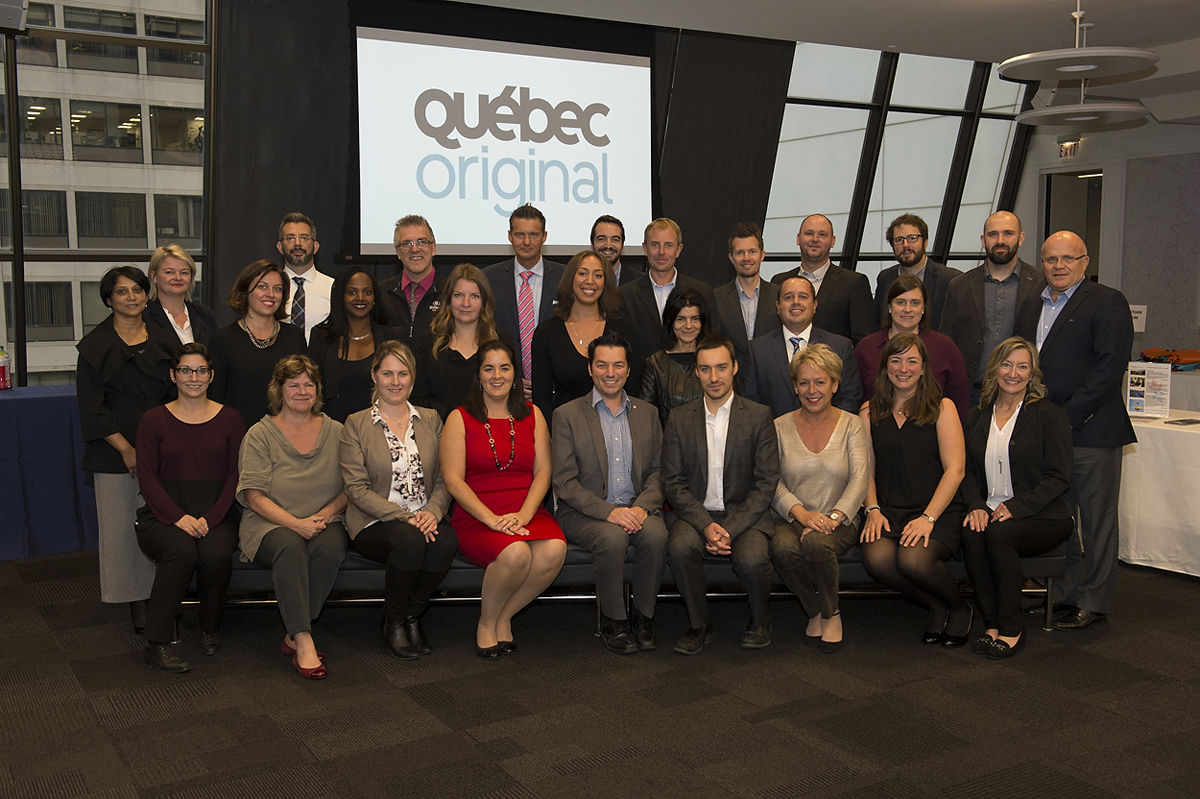 Travel partners Discover Quebec in Toronto