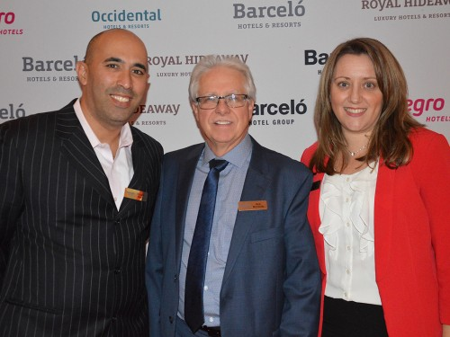 Agents experience Barcelo's Evolution