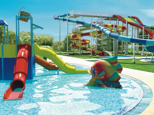 RIU's Splash Water World opens in Punta Cana