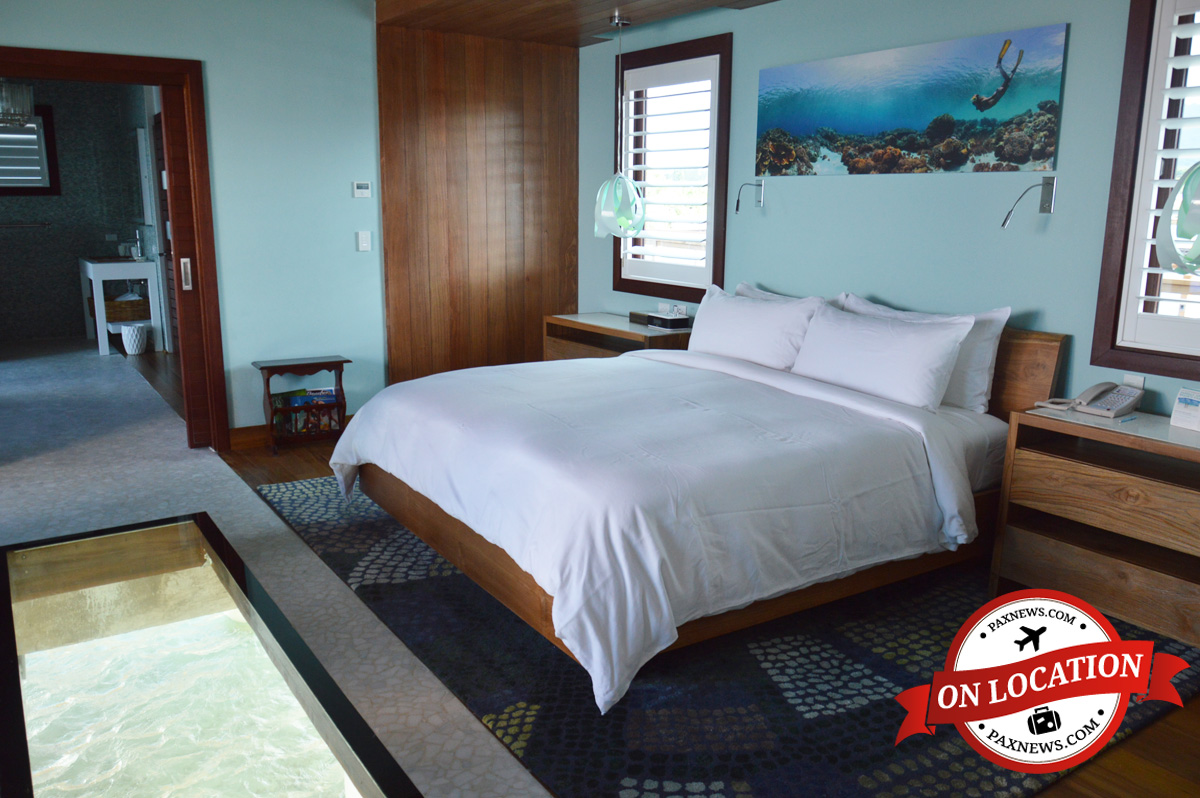 A first look at Sandals Royal Caribbean's over-the-water villas
