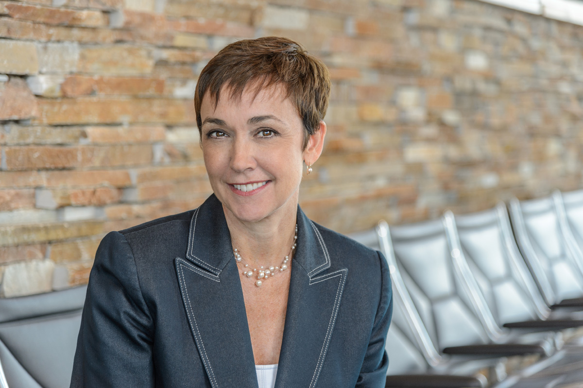 Karen Hardie, VP of global sales for Rocky Mountaineer, named one of Canada's Most Powerful Women