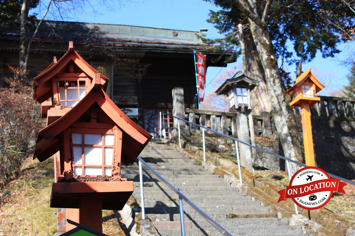 Welcome to Karuizawa, a year-round resort town one hour from Tokyo