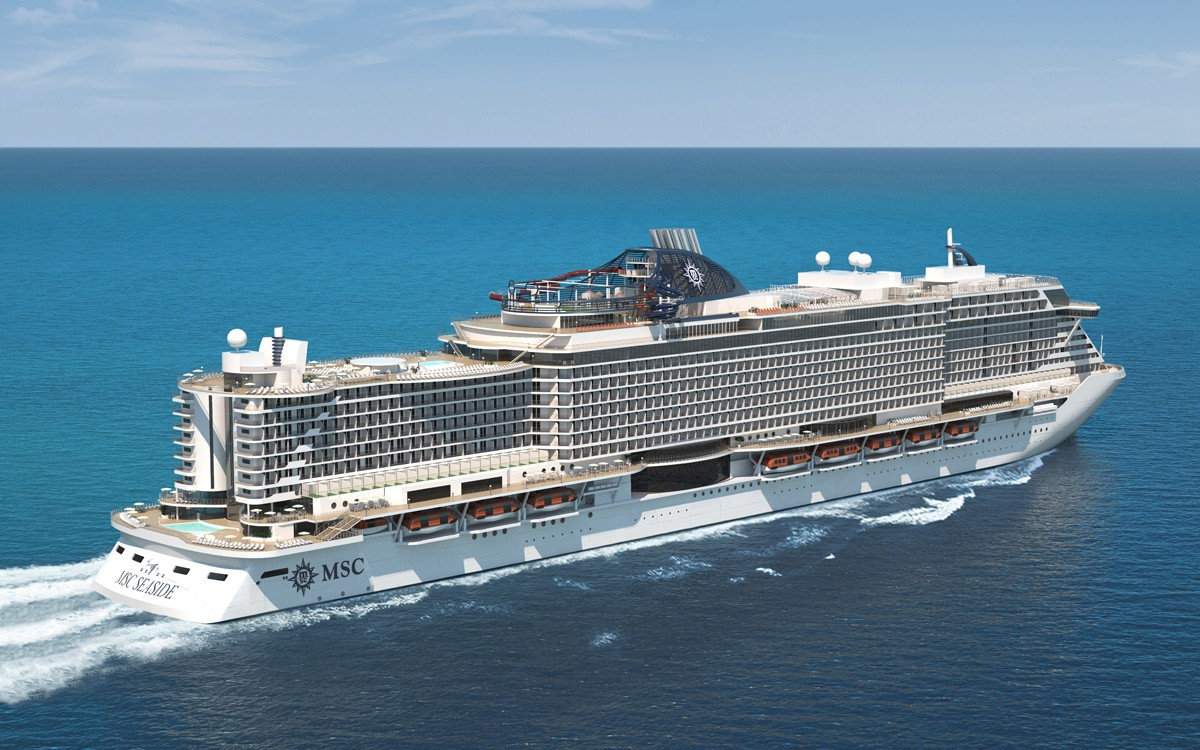 PAXnews MSC Cruises Celebrates Floatout Of Newest Largest Ship - How do cruise ships float