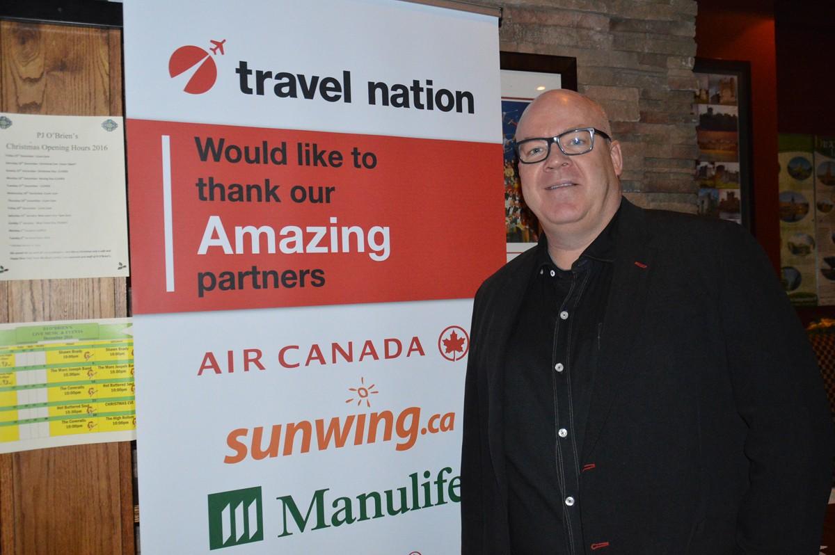 Jonathan Carroll Travel Agency