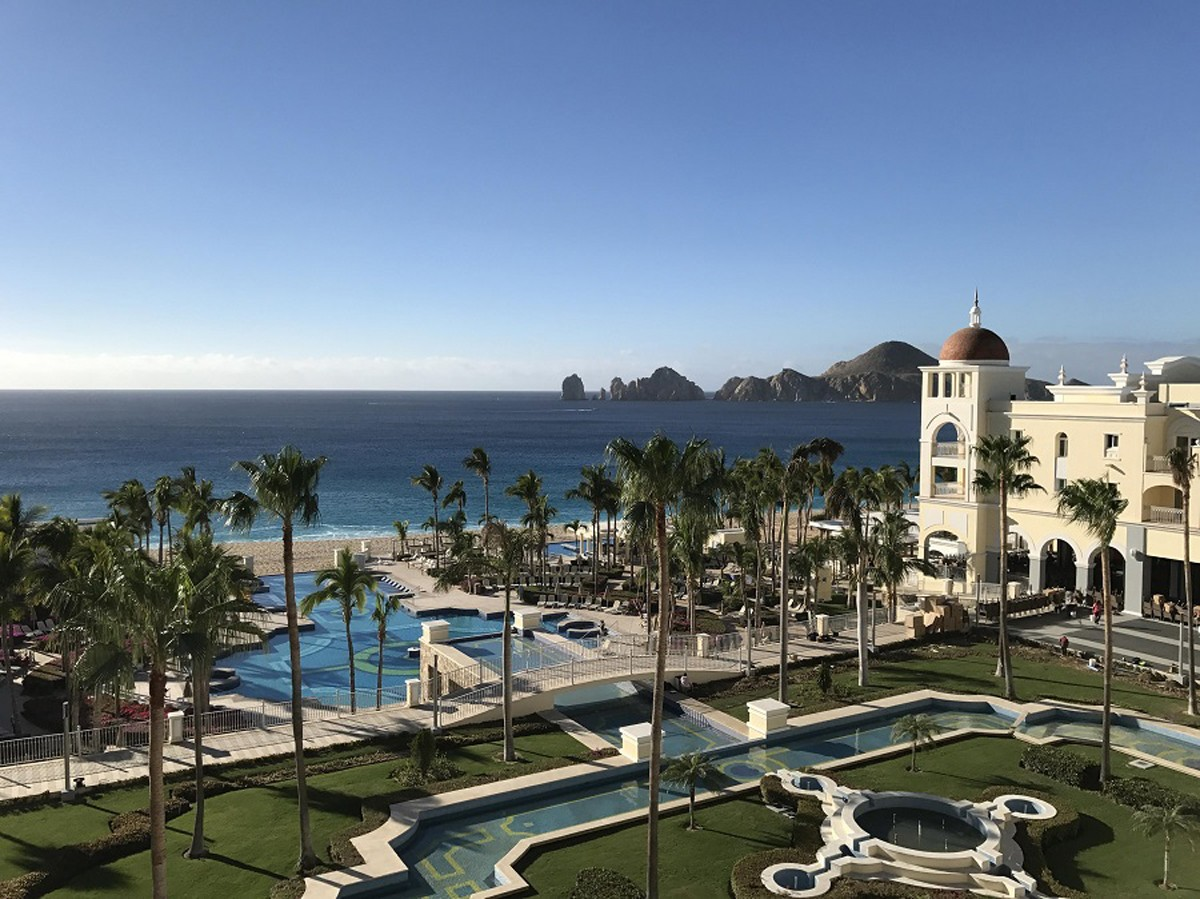 Riu Palace Cabo San Lucas reopens after $23M renovation