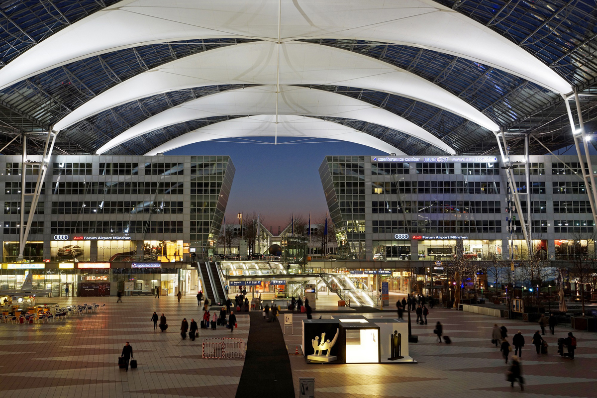 Munich announces plan to become Germany's first carbon-neutral airport