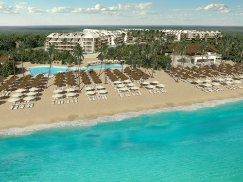 Ocean by H10 Hotels' newest resort opens in the Riviera Maya
