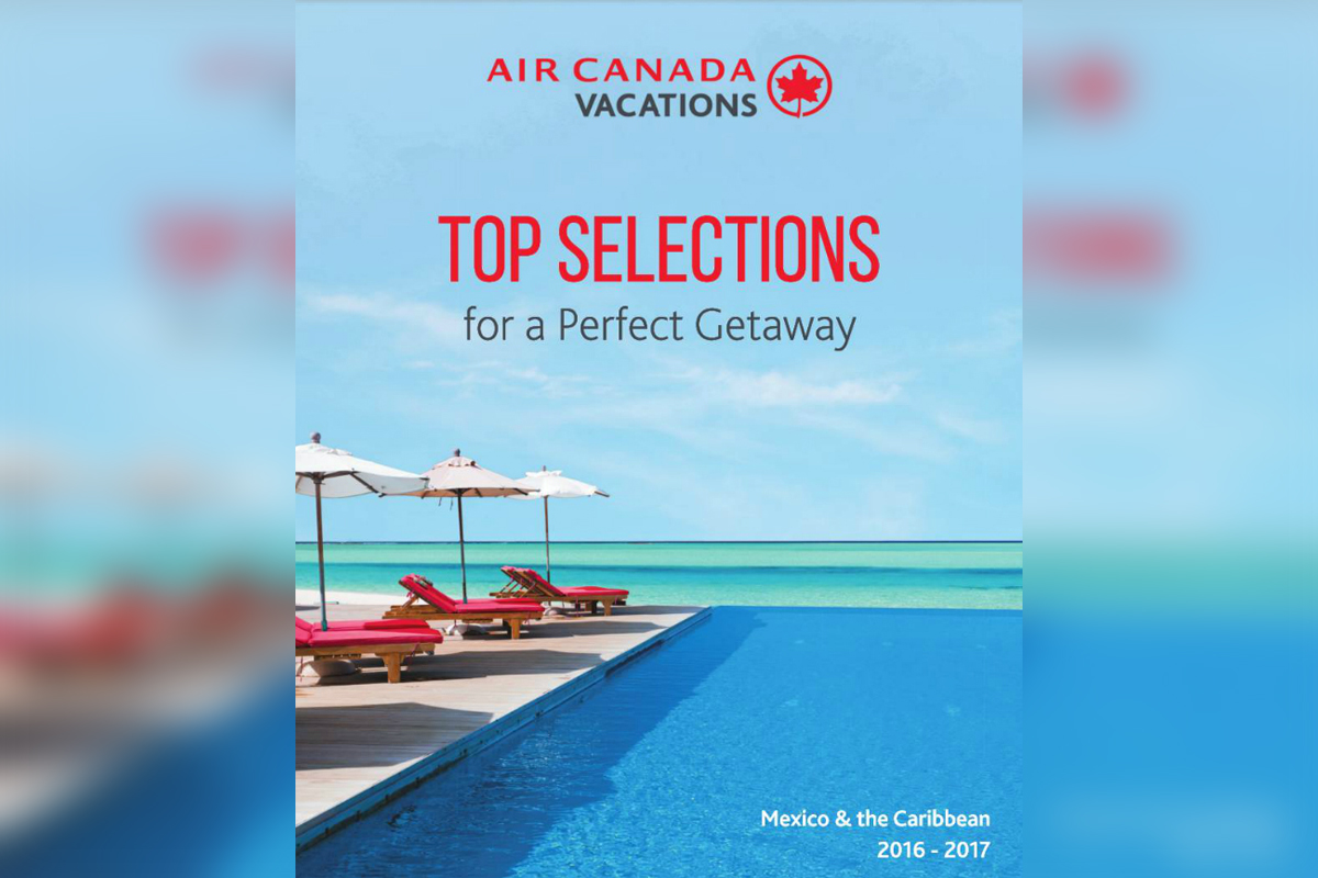 ACV releases new brochure highlighting top resorts in Mexico & the Caribbean