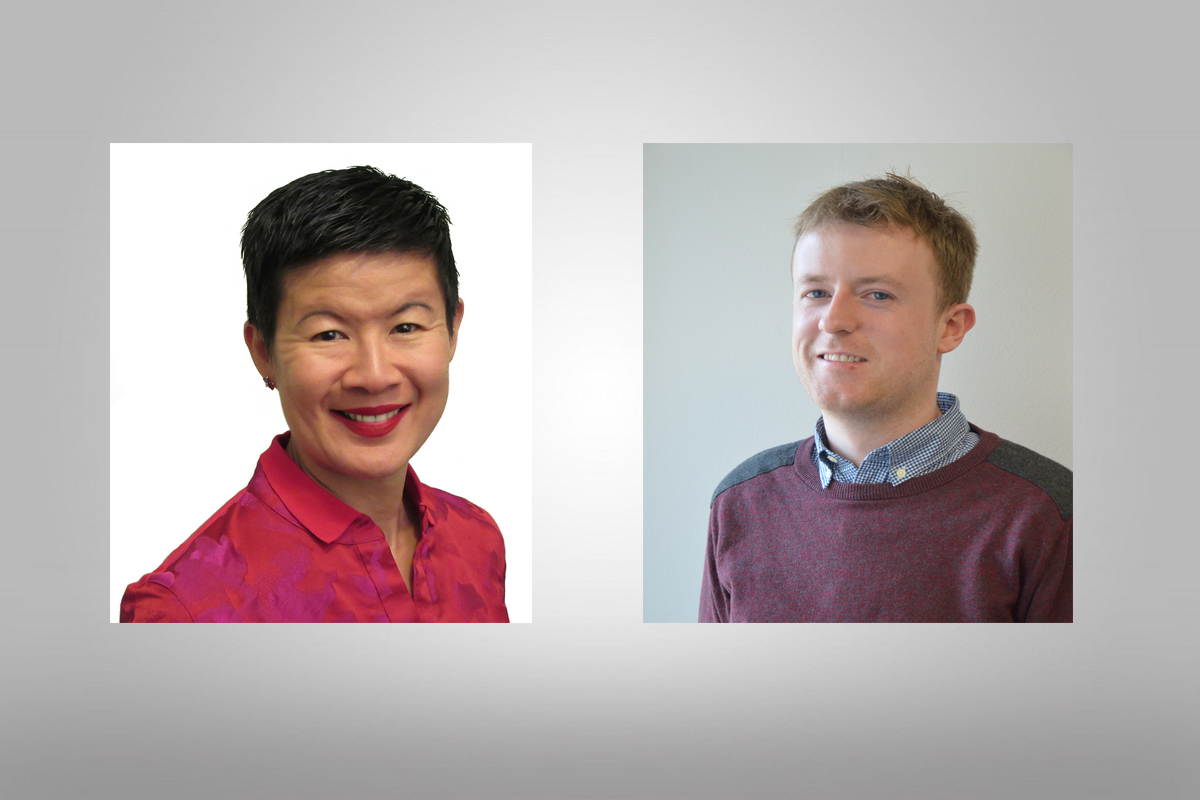 Logimonde Media welcomes two new members to team