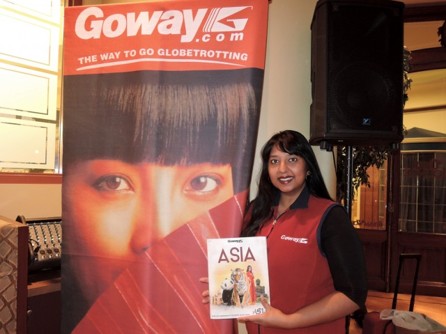 Goway teams up with the Philippines