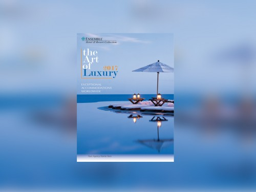 Ensemble Travel Group releases 2017 'Art of Luxury' directory