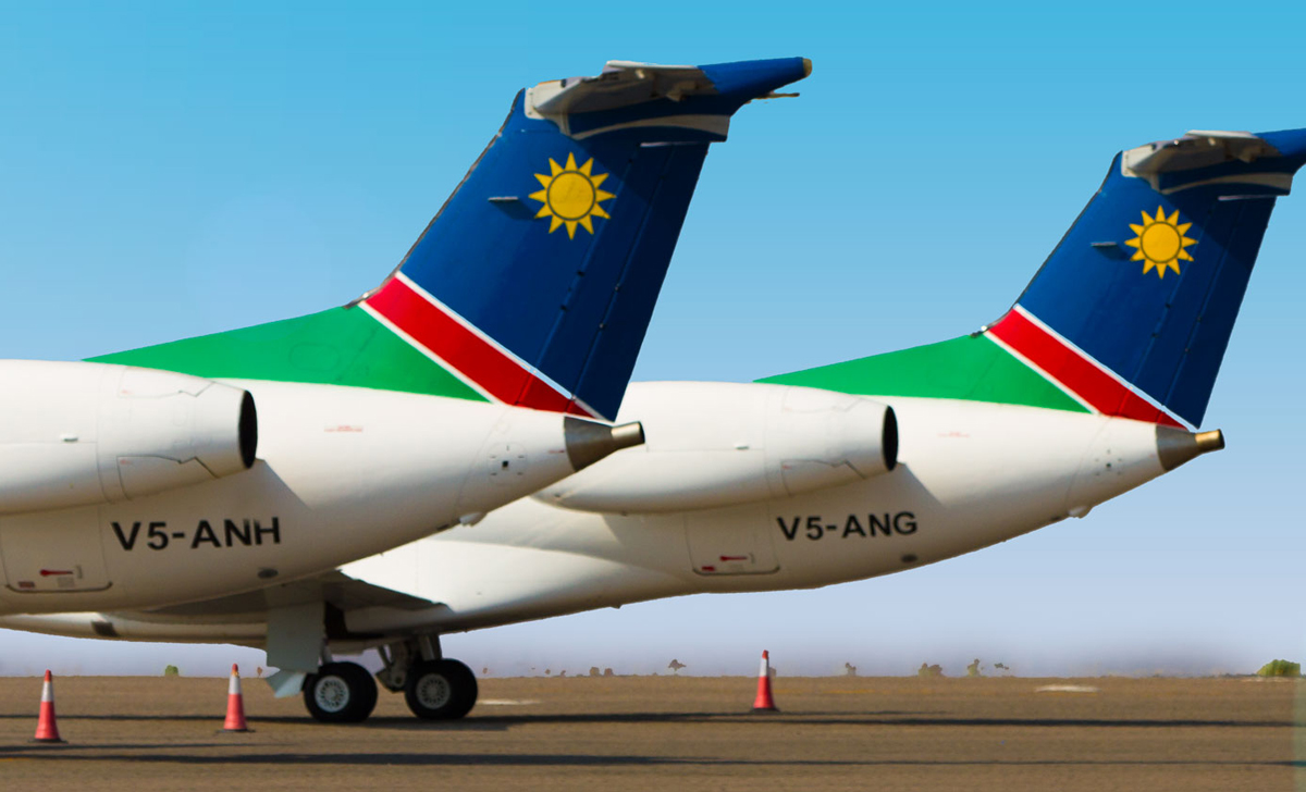 Air Namibia names AirlinePros General Sales & Marketing Agent in Canada