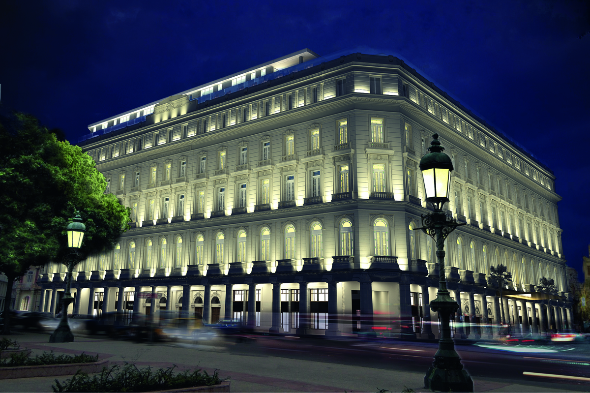 Paxnews kempinski to open cuba hotel in 2017 for Five star hotels around the world