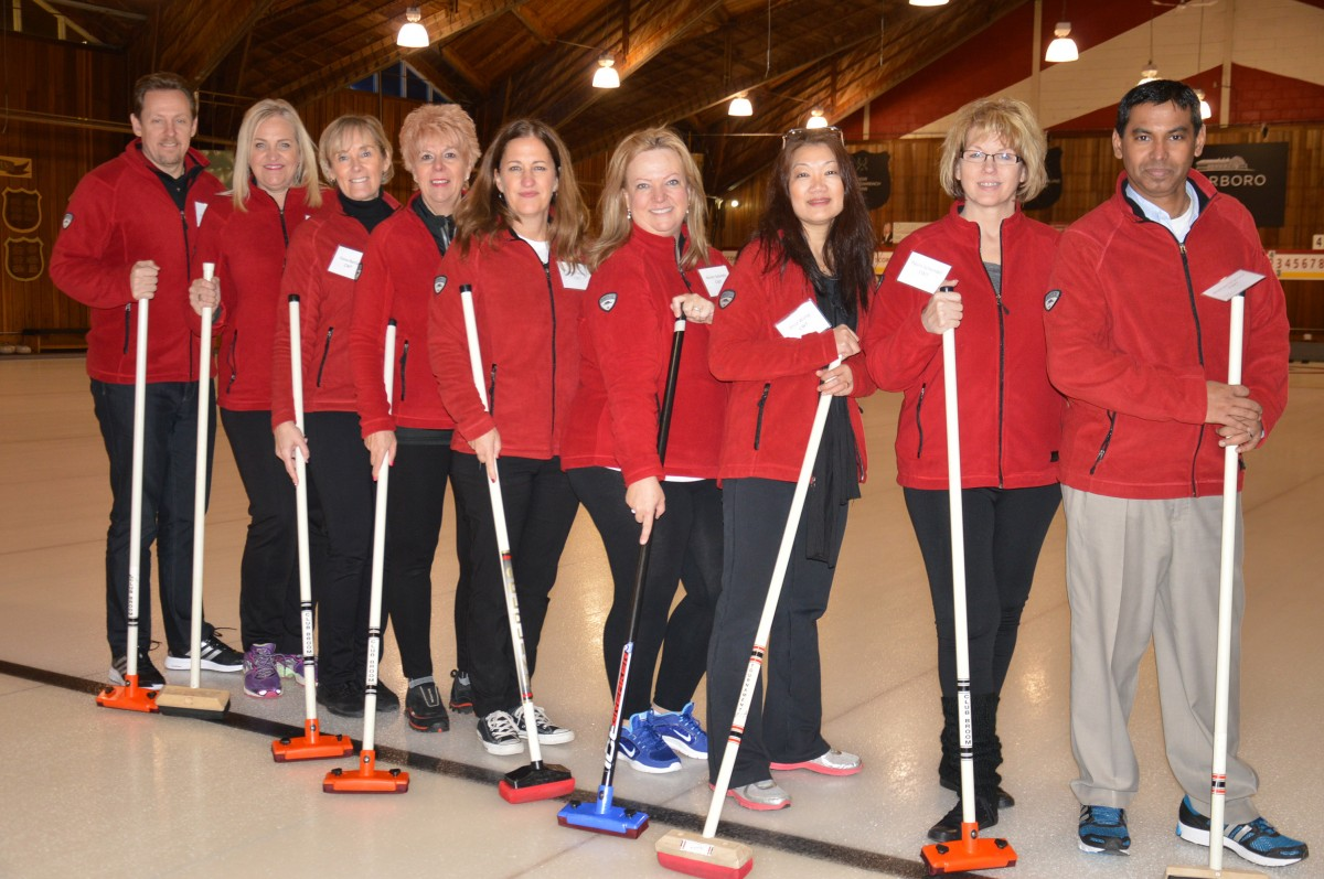 CWT hits the ice for 2017 curling tournament