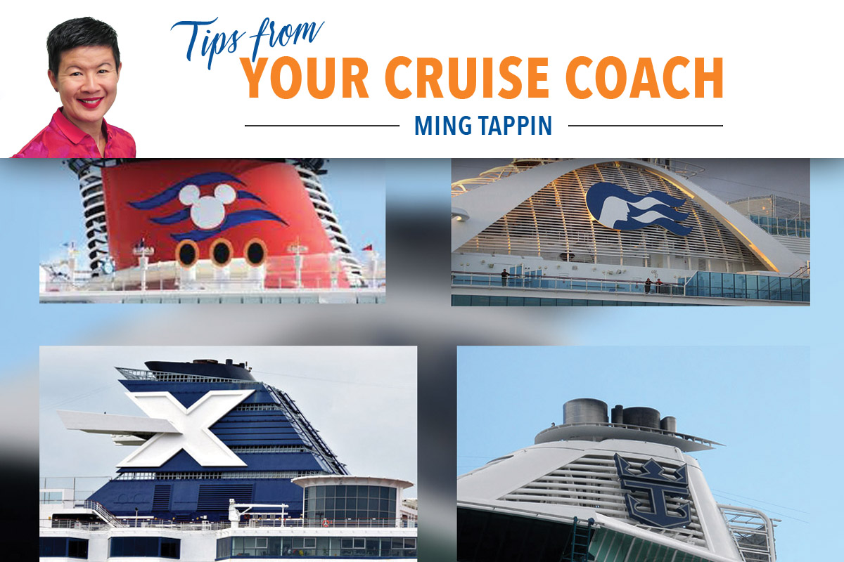 Know your cruise lines