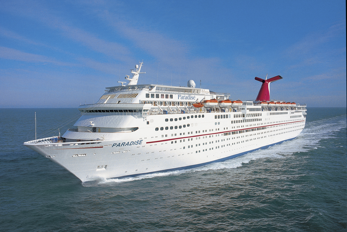 Carnival Paradise to add Havana to select voyages