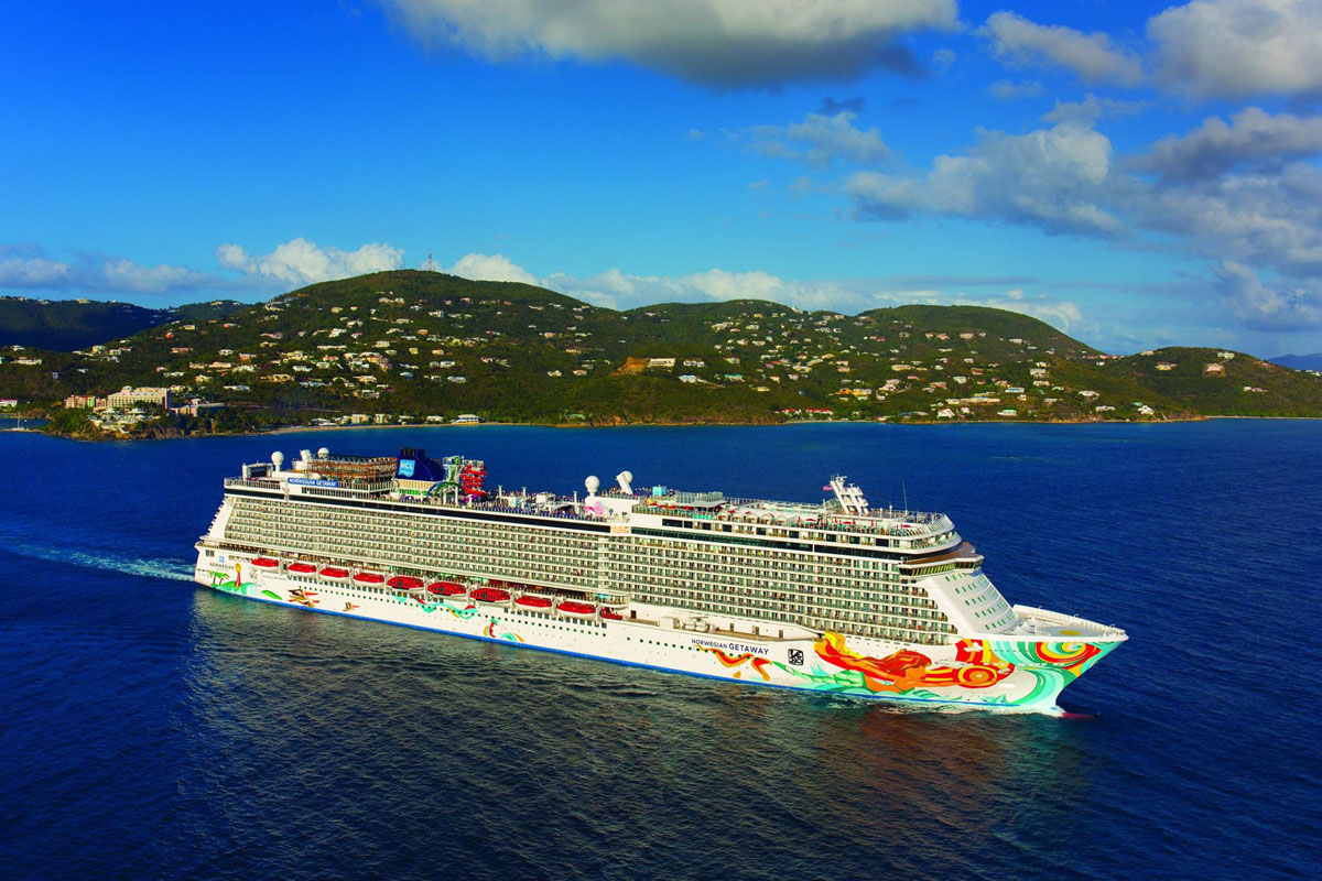 NCL orders four new ships