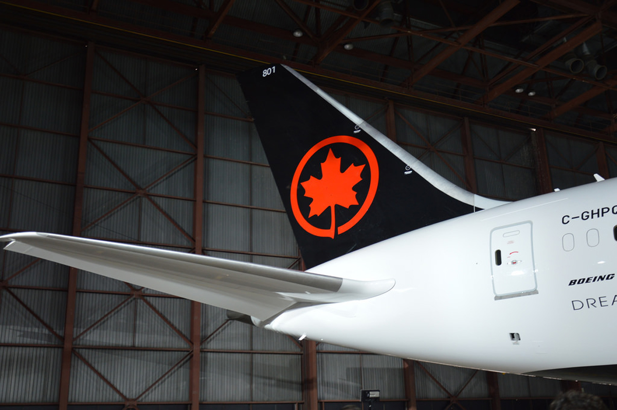 Air Canada releases 2016 financial results
