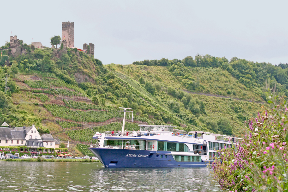 Avalon Waterways releases 2018 brochure