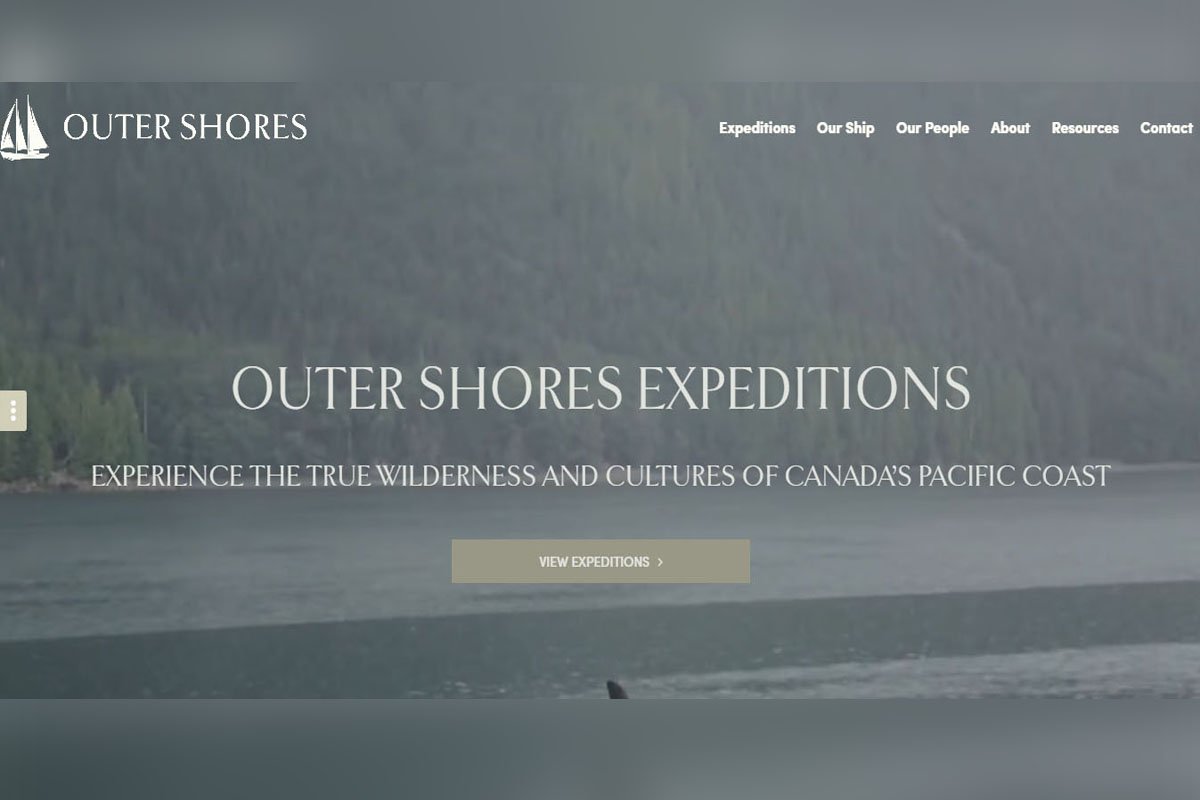 Outer Shores gets a new look
