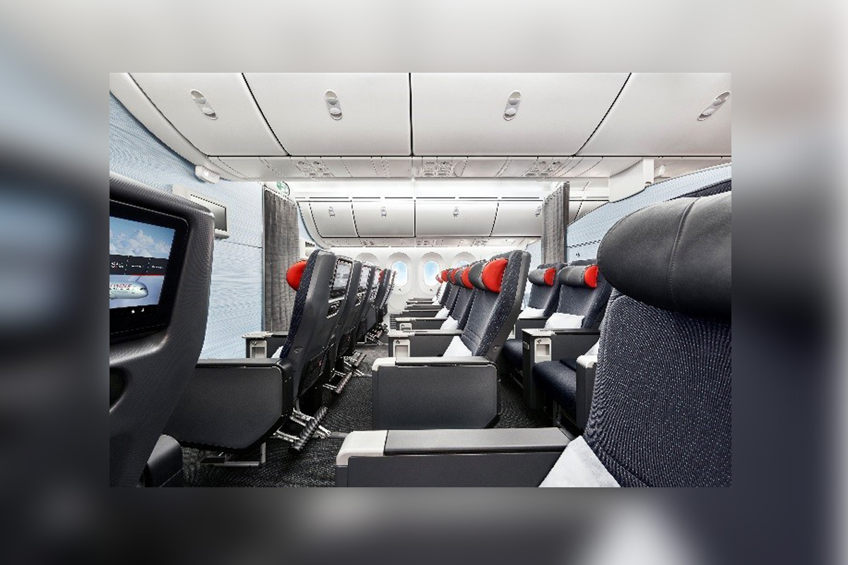 Amadeus technology allows agents to offer premium Air Canada seat options