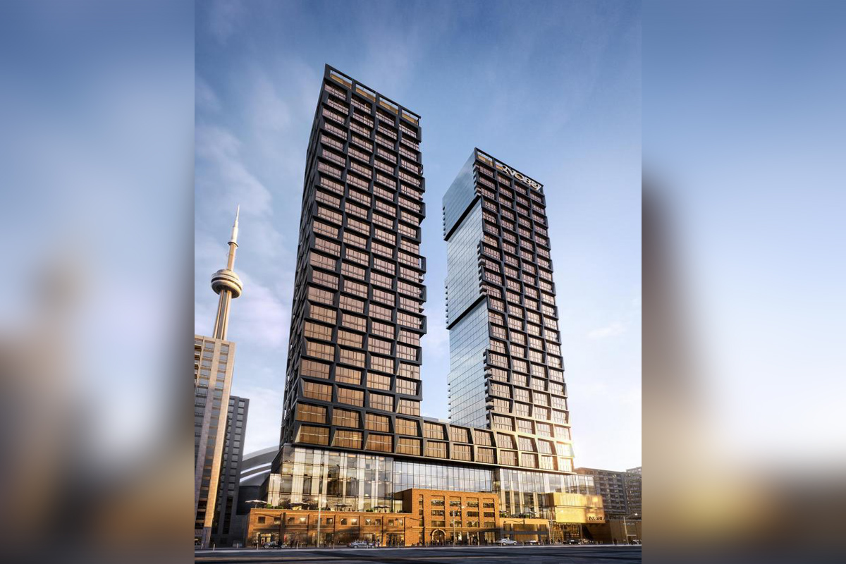 Nobu Hospitality to open first development in Canada