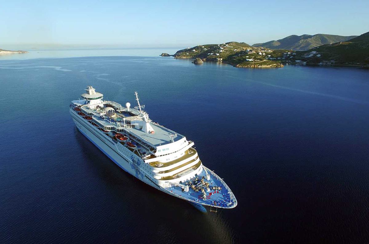 Celestyal Cruises launches 2017 season in Aegean