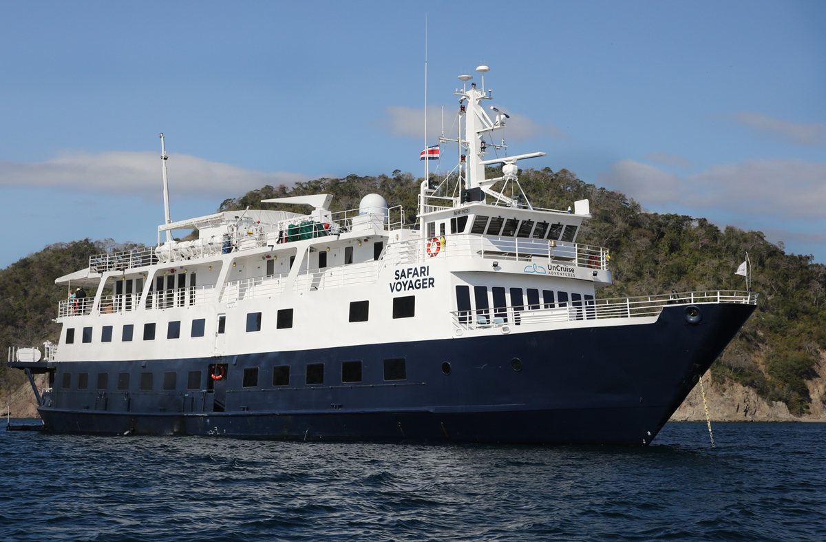 UnCruise Adventures launches Pure Panama adventure cruise