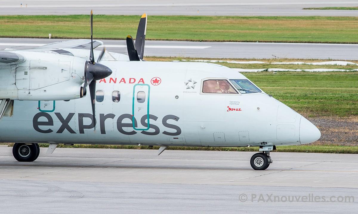 Air Canada announces return of YUL-IAD service