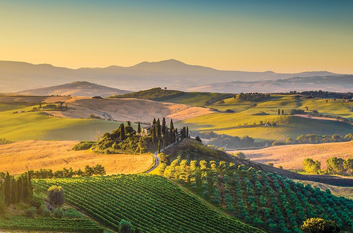 ACV highlights Italy, Central Europe itineraries
