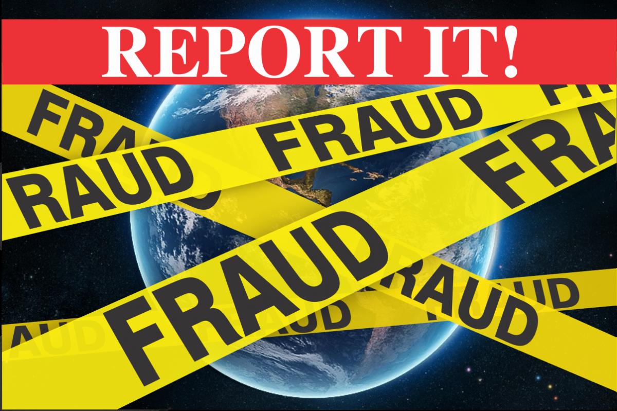 Report it!