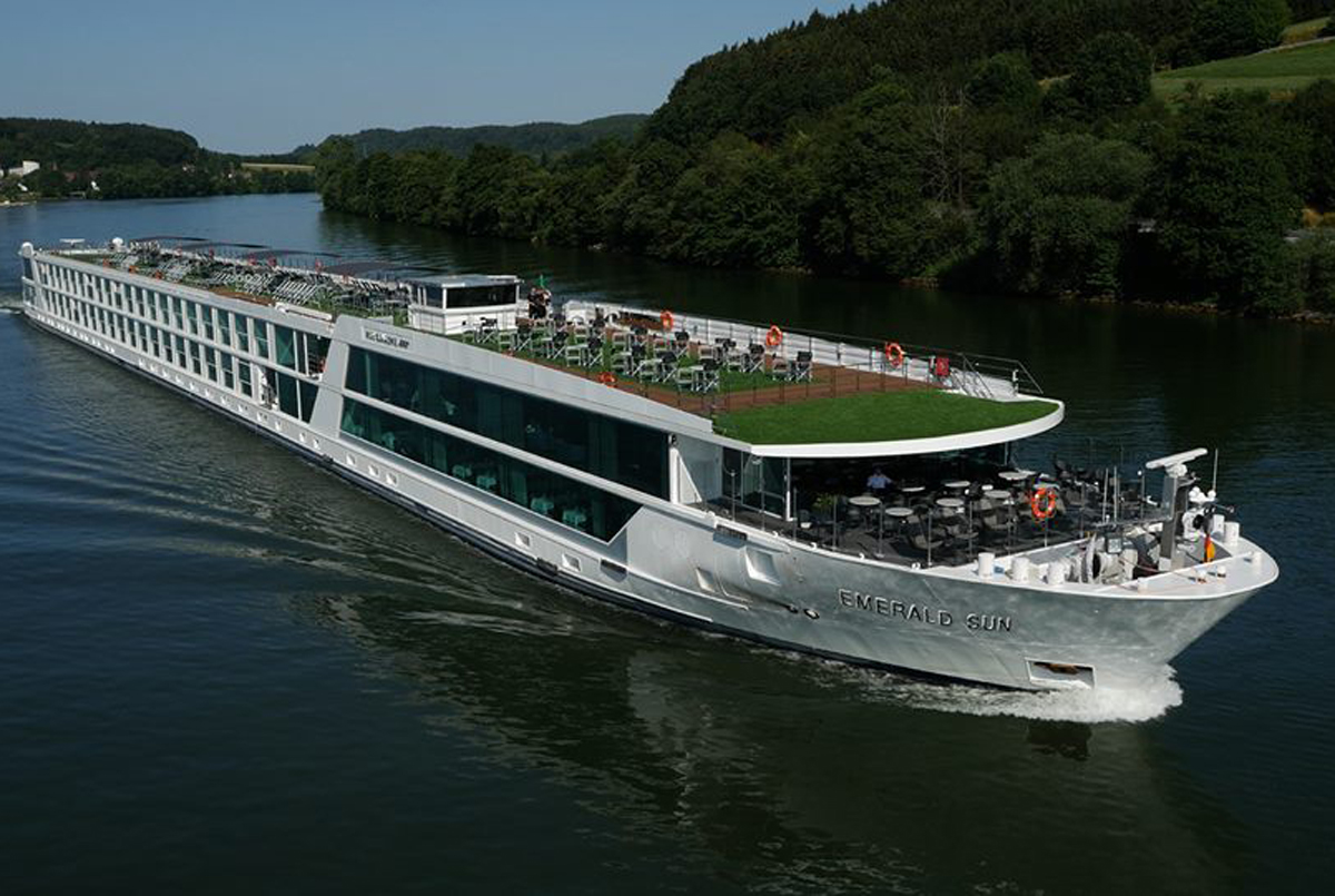 Emerald Waterways introduces River Cruise Travel Guarantee